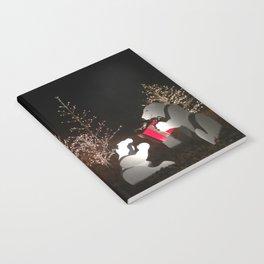 Polar Bear Christmas Notebook