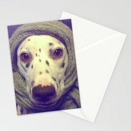 Diva Dalmatian Stationery Cards