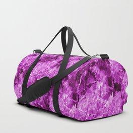 Fuschia love.... Duffle Bag
