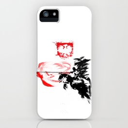 Polish Hussar - Poland - Polska Husaria iPhone Case