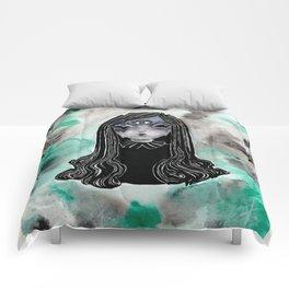 Mulder, did you see their eyes? 3 Comforters