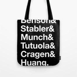 SVU Tote Bag