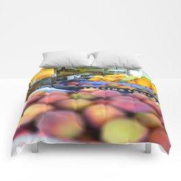 Fresh Fruit Comforters