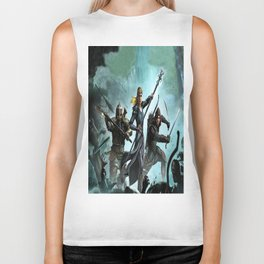 fighters lord of the ring Biker Tank