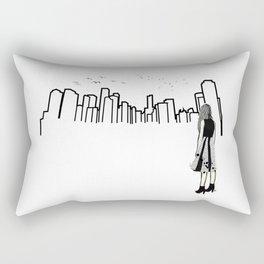 Fashion Vignette February 2016 Rectangular Pillow