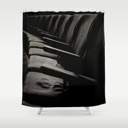 My Lonely Process Shower Curtain