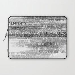 Names of God Laptop Sleeve