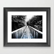 Onward Framed Art Print