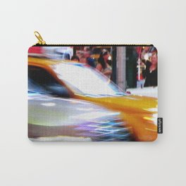 NYC Traffic Carry-All Pouch