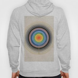 """Hilma af Klint """"Series VIII. Picture of the Starting Point (1920)"""" Hoody"""