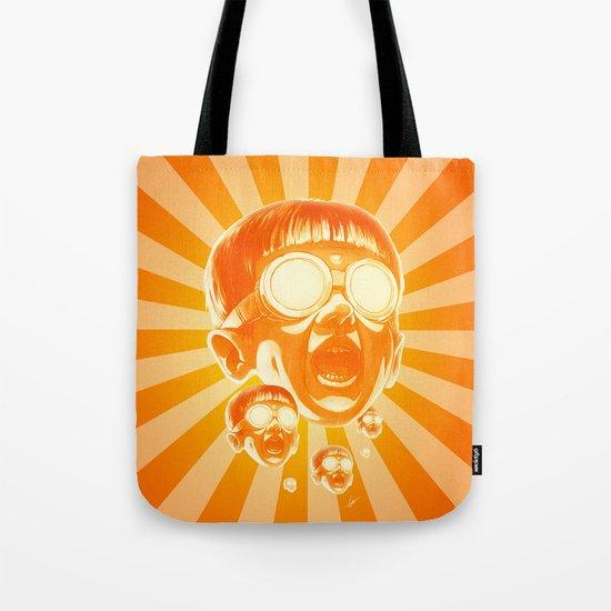 Big Fireee! Tote Bag