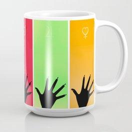 Sailor Senshi Coffee Mug