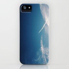 Blue Skies are calling, Groningen, Netherlands iPhone Case