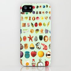 SOUVENIRS iPhone (5, 5s) Slim Case
