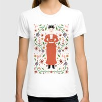 mary poppins T-shirts featuring Mary Poppins by Carly Watts