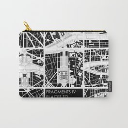Fragments IV Paris Carry-All Pouch