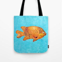 Garibaldi Fish Tote Bag