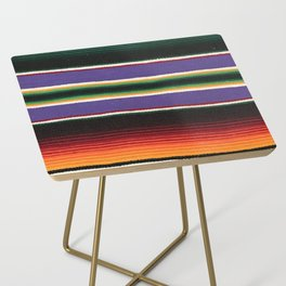 MEXICAN SERAPE Side Table