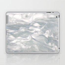 TEXTURES: Laguna Beach Sea Foam #3 Laptop & iPad Skin