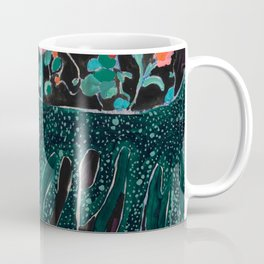 Sunday Neon Night Jungle Coffee Mug