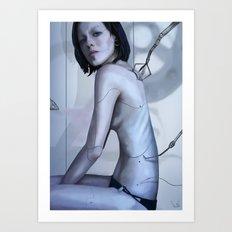 Humanization Art Print