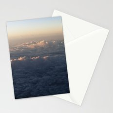 the china sea  Stationery Cards