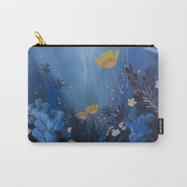 WHEN I THINK OF YOU Carry-All Pouch