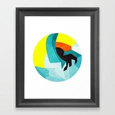 Sfinx Framed Art Print