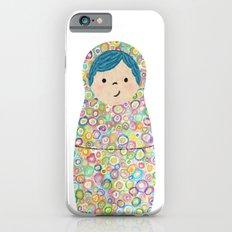 Rainbow Matryoshka Nesting Dolls Slim Case iPhone 6s
