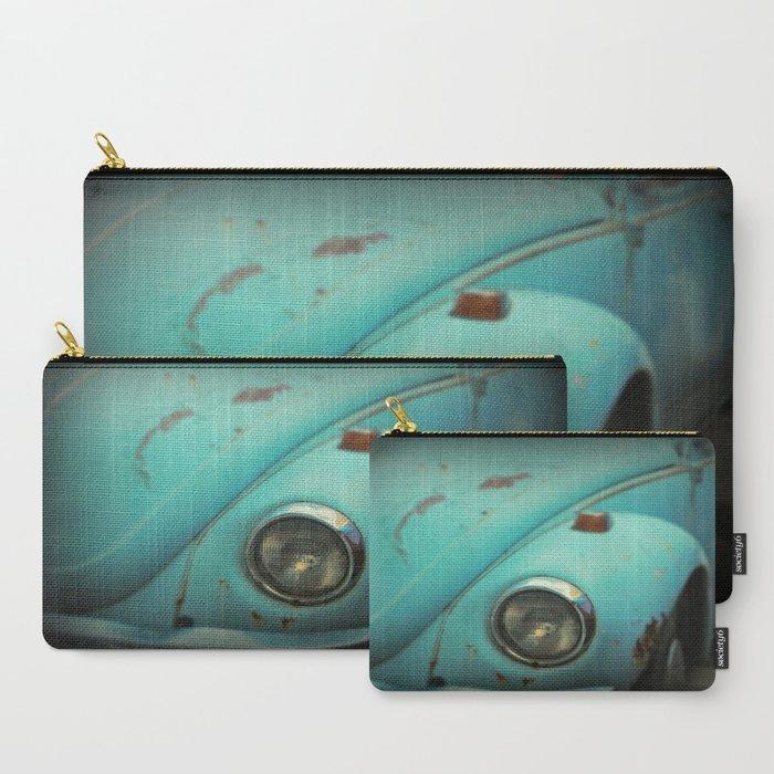 Vintage_Volkswagen_Bug_CarryAll_Pouch_by_PureVintageLove__Set_of_3
