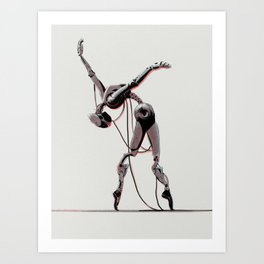 Dancer Art Print