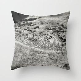 Tide Slithers Throw Pillow
