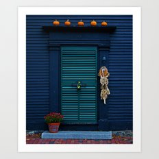Do Come In ... Art Print