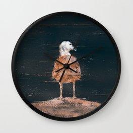 Pidgeon Pointer Wall Clock
