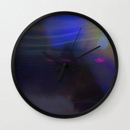 Malificent Aura Wall Clock