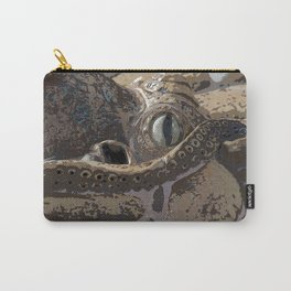 Curious Octopus Carry-All Pouch