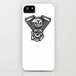 v-rod motorcycle engine harley iPhone Case