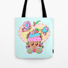 A Little Joy Tote Bag