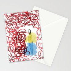 Something hard to say Stationery Cards