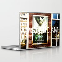 posters Laptop & iPad Skins featuring Amsterdam Posters by Cristhian Arias-Romero