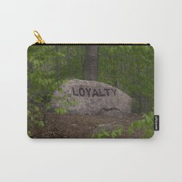 Loyalty Rock Babson Boulder #8 Carry-All Pouch