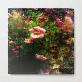 Misted Garden 1 Metal Print