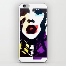 Aguilera 1.0 iPhone & iPod Skin