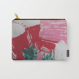 Dionysus Playing Pong Pink Carry-All Pouch