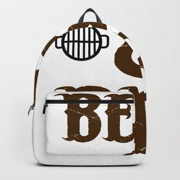 Beer & BBQ Backpack