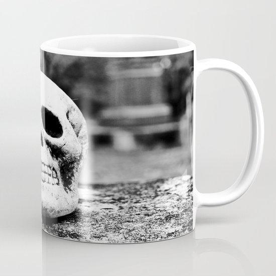 Graveyard horror Mug