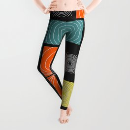 Circular Leggings
