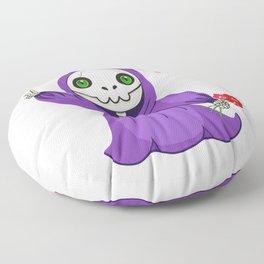 Not-So Grim Reaper Floor Pillow