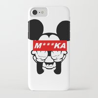 mickey iPhone & iPod Cases featuring Mickey by GreekStreet