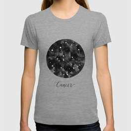 Cancer Constellation T-shirt